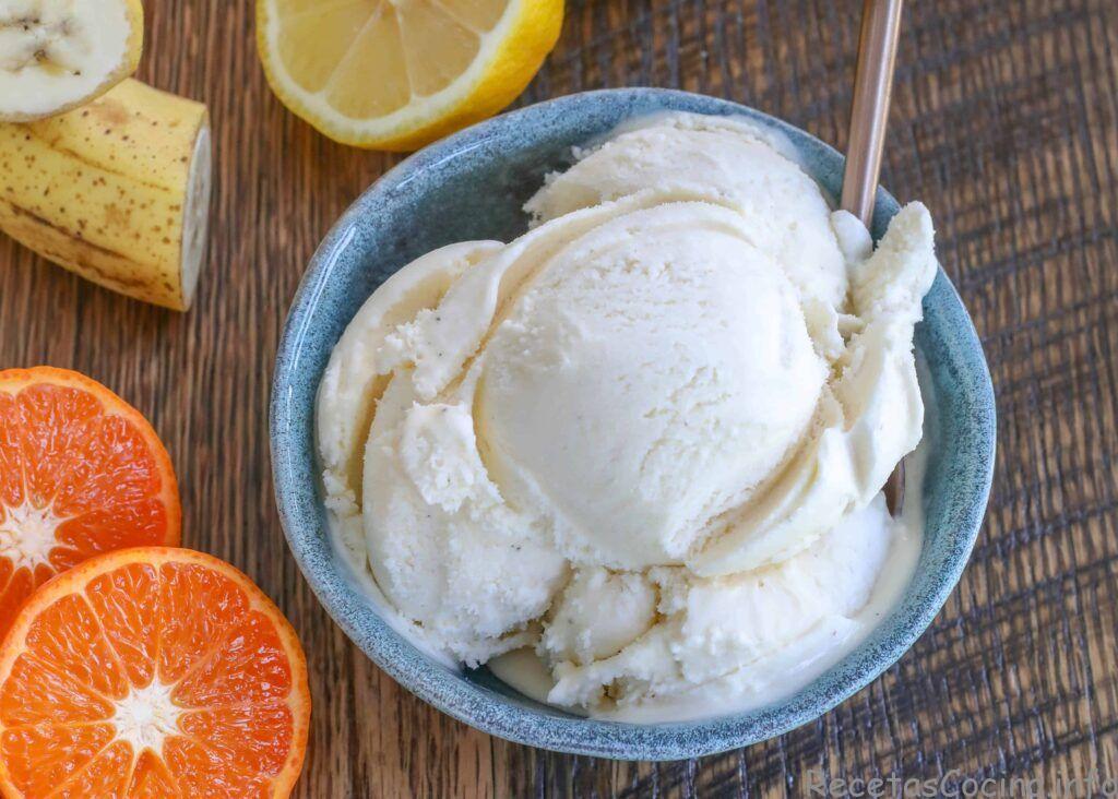 Tres sextos de helado es un clásico que gusta a todo el mundo.